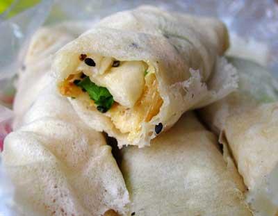 闽南清明节习俗:清明吃薄饼及其典故